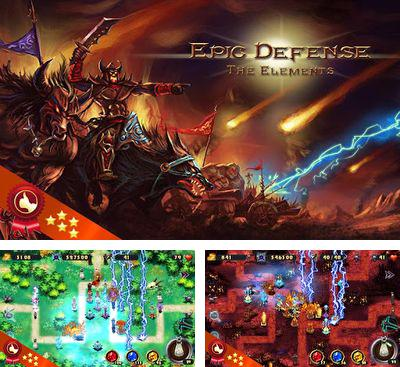 In addition to the game A Long Way Home for Android phones and tablets, you can also download Epic Defence for free.