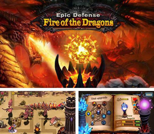 Epic defense: Fire of the dragons