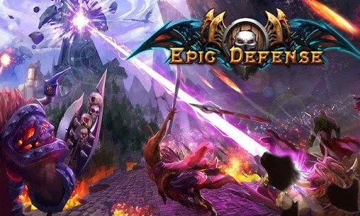Epic defense: Origins poster