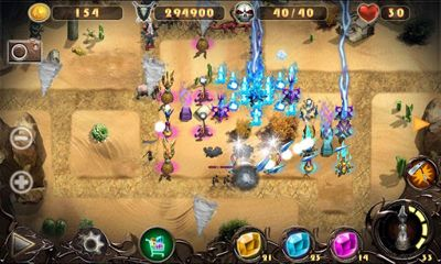Epic Defense - The Wind Spells screenshot 3