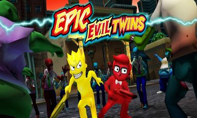 Epic Evil Twins poster