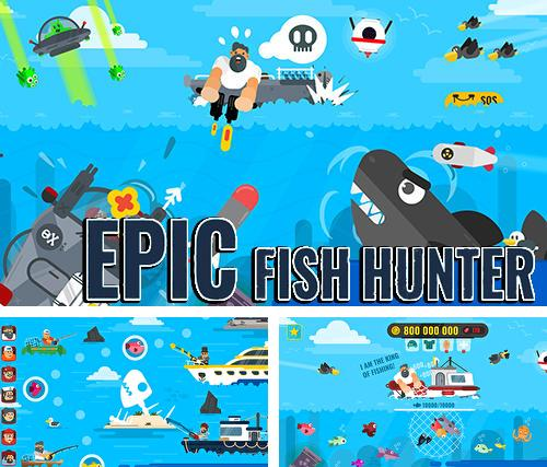 Epic fish master: Fishing game
