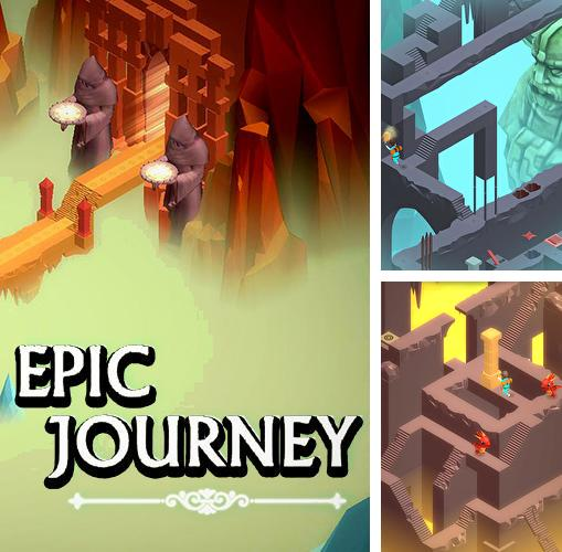 Epic journey: Legend RPG quest survival