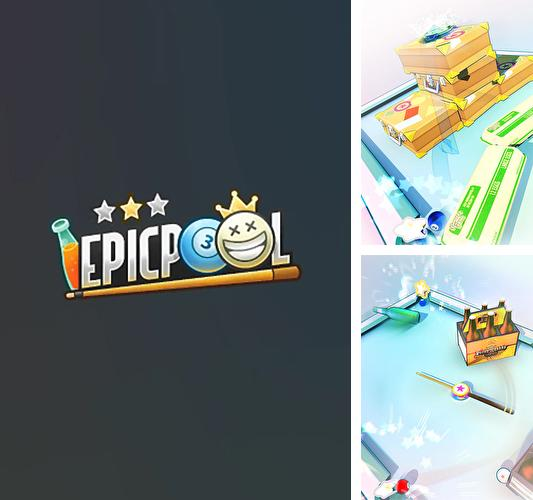Epic pool: Trick shots puzzle