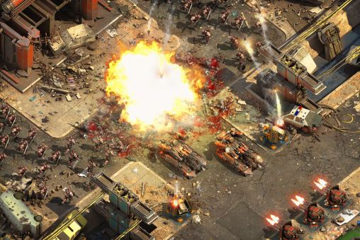 Screenshots von Epic war: Tower defense 2 für Android-Tablet, Smartphone.