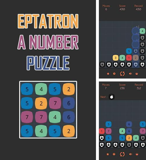 Eptatron: A number puzzle
