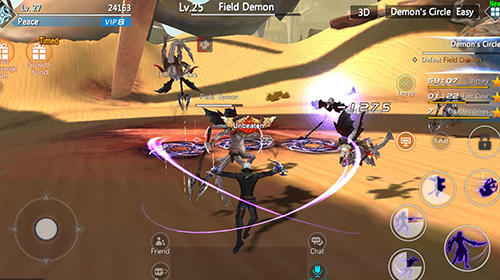Screenshots von Era of Arcania für Android-Tablet, Smartphone.