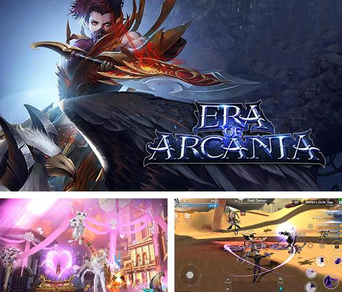 In addition to the game Taichi panda 3: Dragon hunter for Android phones and tablets, you can also download Era of Arcania for free.