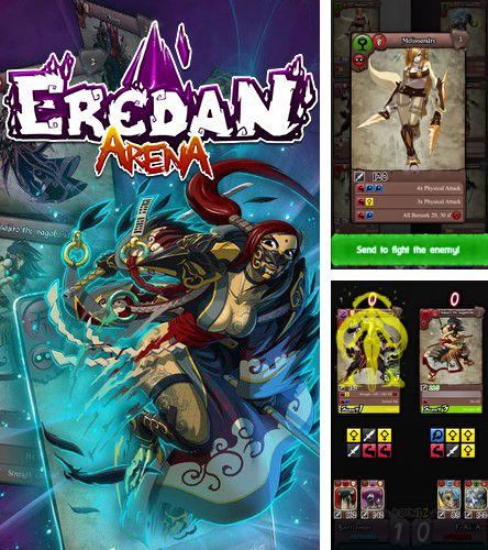 In addition to the game Eredan: Arena for Android, you can download other free Android games for Acer Liquid Z630S Duo.