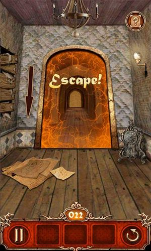 Escape action screenshot 1