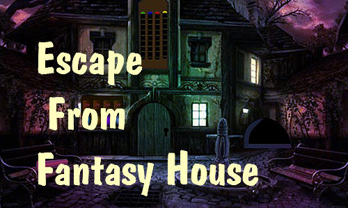 Escape from fantasy house обложка