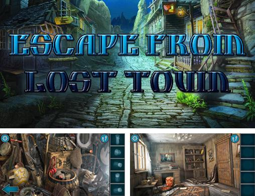 In addition to the game The great zoo escape for Android phones and tablets, you can also download Escape from lost town for free.