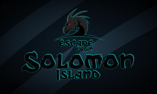 Escape from Solomon island обложка