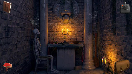 Screenshots von Escape from the catacombs für Android-Tablet, Smartphone.
