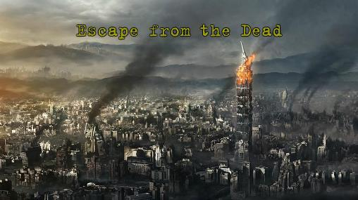 Escape from the terrible dead poster