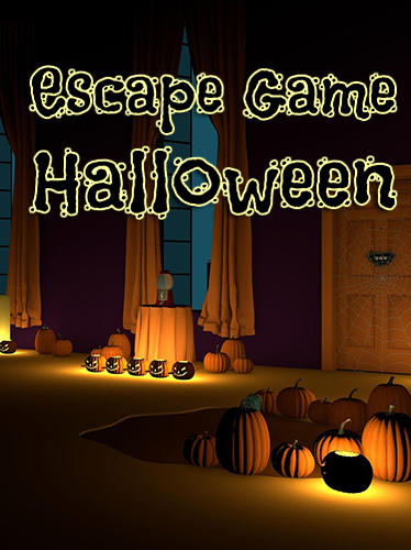Escape game: Halloween poster