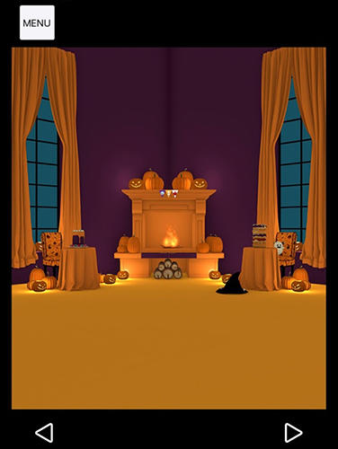 Escape game: Halloween screenshot 1