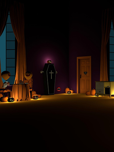 Escape game: Halloween screenshot 2