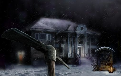 Screenshots do Silver Falls: Halloween limited teaser demo - Perigoso para tablet e celular Android.