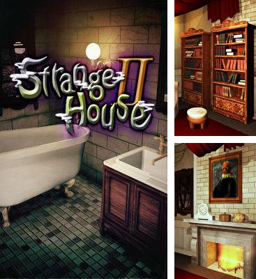 Escape room: Strange house