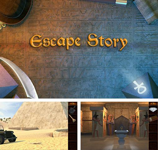 In addition to the game FinderMania for Android phones and tablets, you can also download Escape story for free.