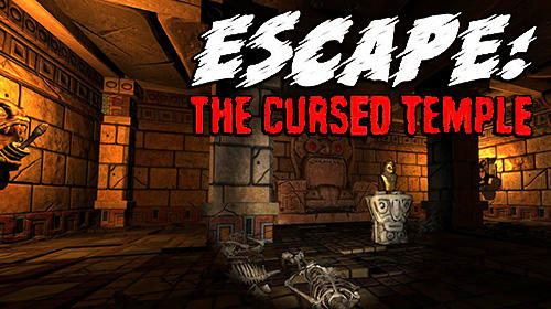 Escape! The cursed temple