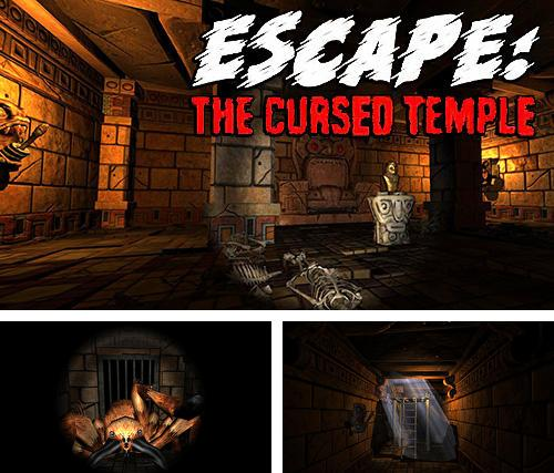 In addition to the game Justice league VR: Join the league for Android phones and tablets, you can also download Escape! The cursed temple for free.