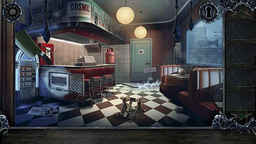 Screenshots von Escape the ghost town 5 für Android-Tablet, Smartphone.