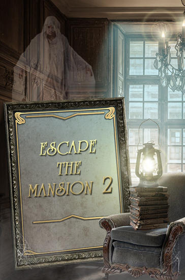 Escape the mansion 2 обложка