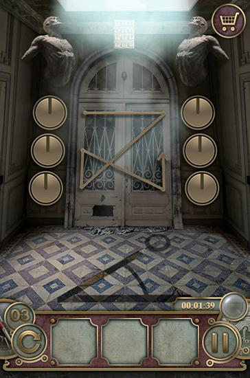 Screenshots von Escape the mansion 2 für Android-Tablet, Smartphone.