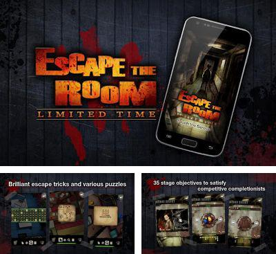 In addition to the game Beach Ball. Crab Mayhem for Android phones and tablets, you can also download Escape the Room: Limited Time for free.