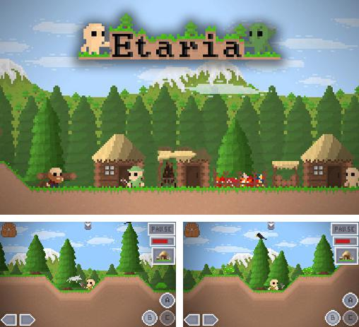In addition to the game A tale of survival for Android phones and tablets, you can also download Etaria for free.