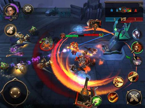 Eternal arena for Android - Download APK free