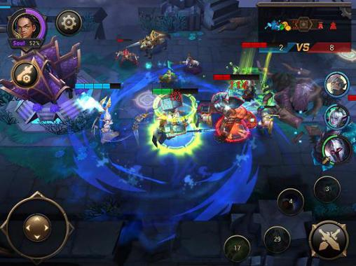Get full version of Android apk app Eternal arena for tablet and phone.