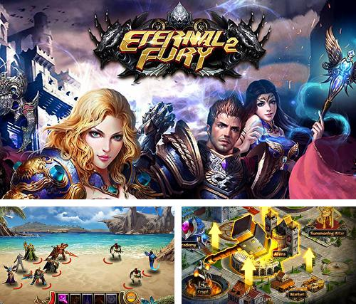 Eternal fury 2: Fantasy strategy RPG