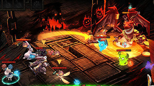 Download Game RPG Android Eternal Night