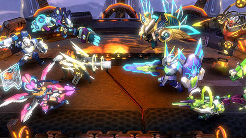Eternity legends: League of gods dynasty warriors screenshot 1
