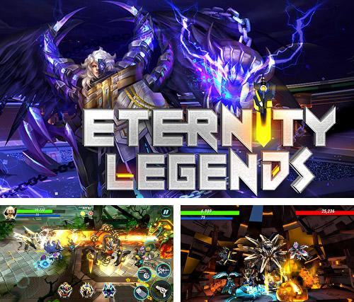 Eternity legends: League of gods dynasty warriors