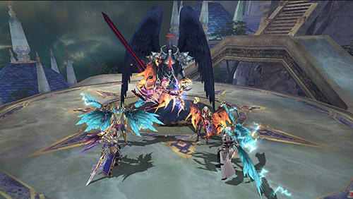 Eternity: War of chaos and order screenshot 1