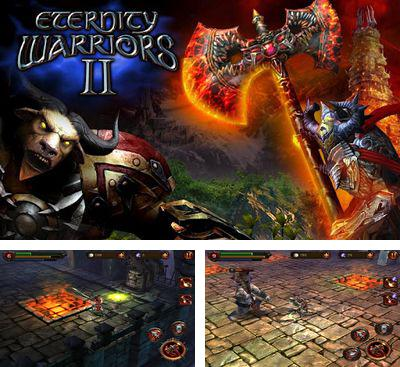 In addition to the game Eternity Warriors 2 for Android, you can download other free Android games for HTC Wildfire.