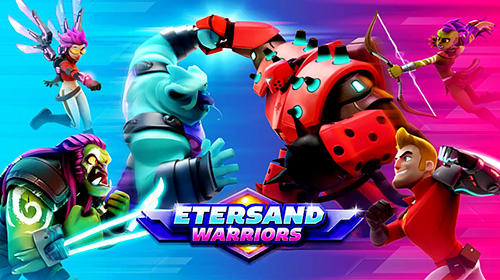 Etersand warriors poster