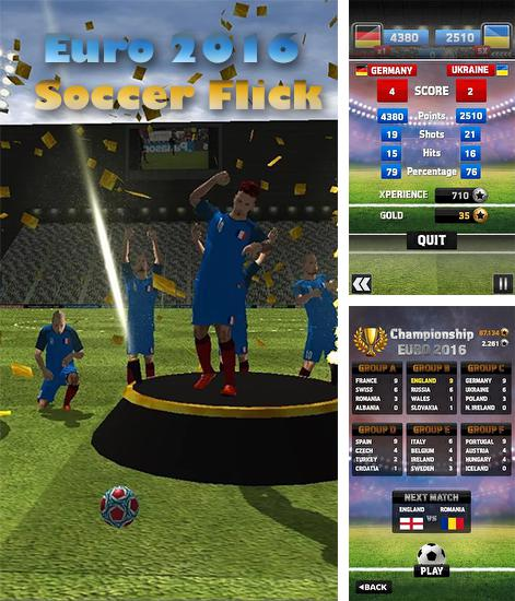 In addition to the game Euro 2016: Soccer flick for Android, you can download other free Android games for Explay Neo.