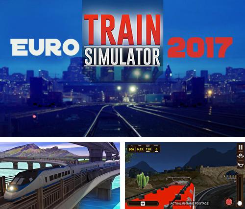Euro train simulator 2017