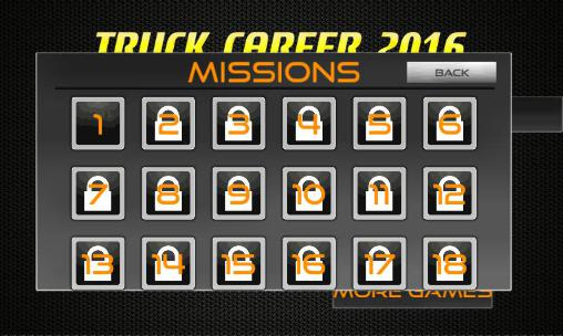 Euro truck career 2016 screenshot 1