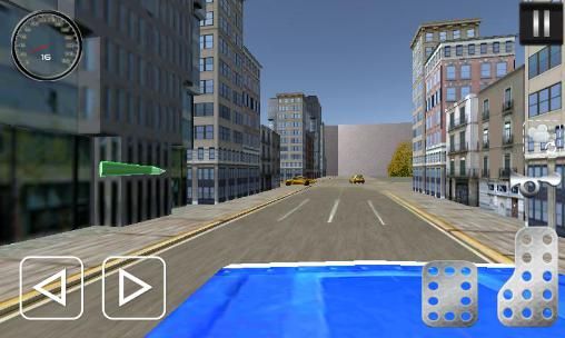 Euro truck career 2016 screenshot 3