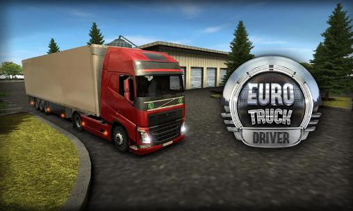 Euro truck driver poster