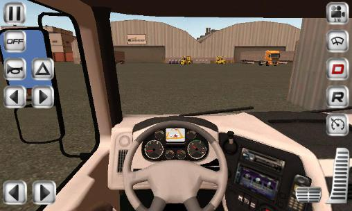 Get full version of Android apk app Euro truck driver for tablet and phone.