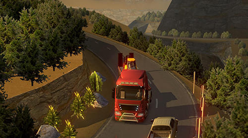 Euro truck driver 2018 screenshot 2