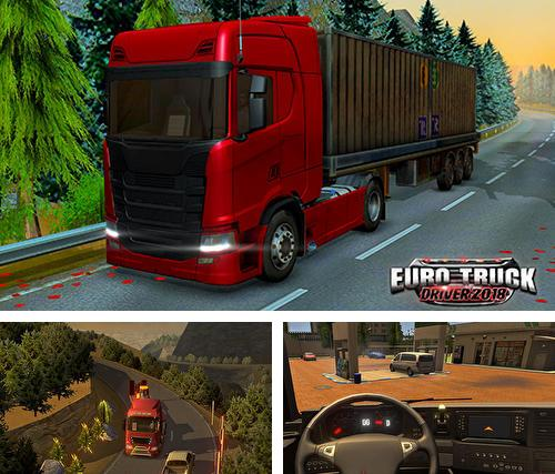 In addition to the game Euro truck driver 2018 for Android, you can download other free Android games for LG V50 ThinQ.