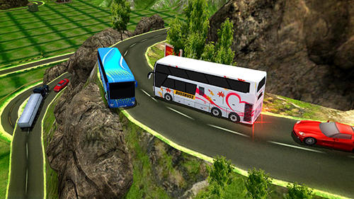 Screenshots von Europe bus simulator 2019 für Android-Tablet, Smartphone.